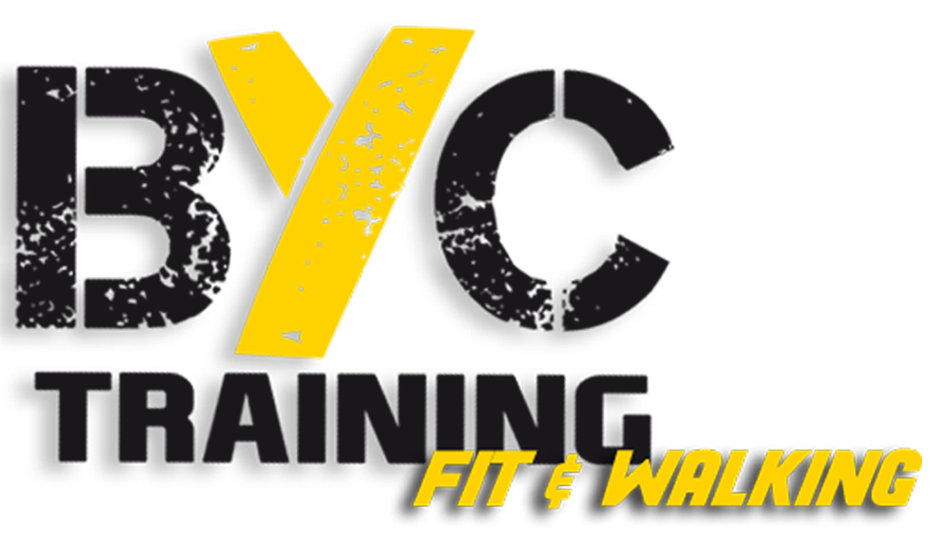 Logo BYC Training FIT and walking