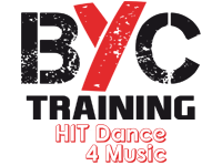 BYC Training HIIT dance 4 Music small