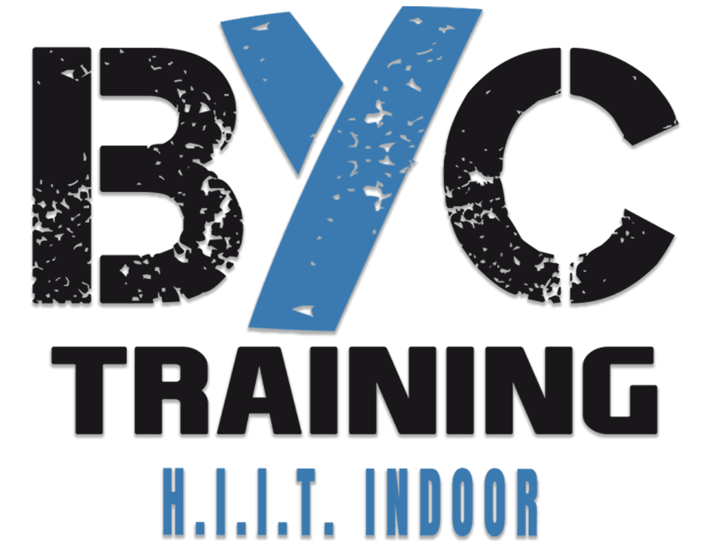 Logo BYC Training HIIT Fit Indoor