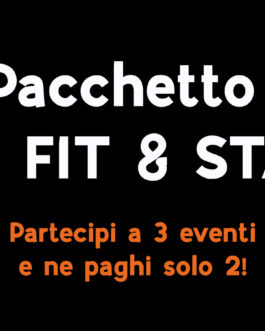 Pacchetto BYC FIT&Start