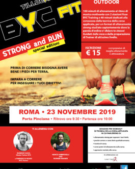 1123 BYC FIT STRONG and RUN – ROMA