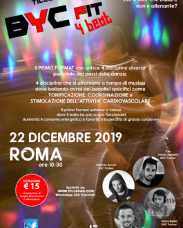 2212 BYC FIT4BEAT – Roma