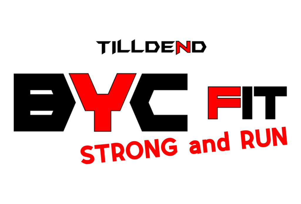 Tilldend BYC FIT Strong and Run