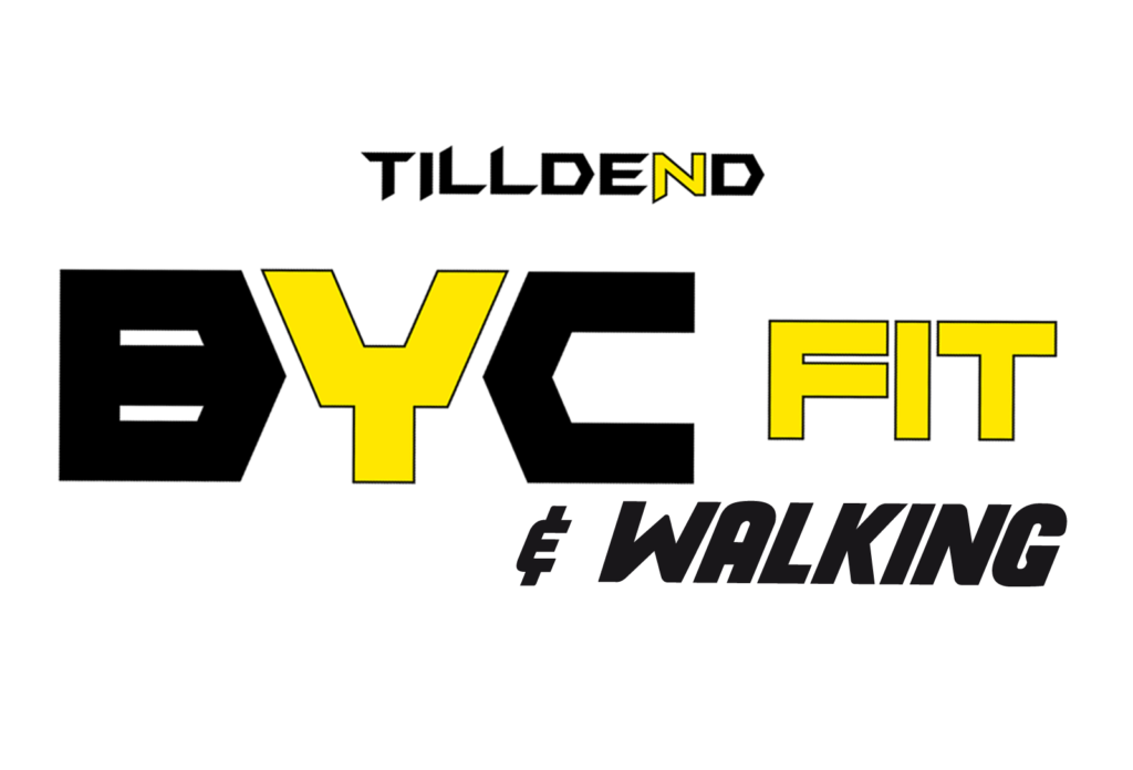 Tilldend BYC FIT and Walking