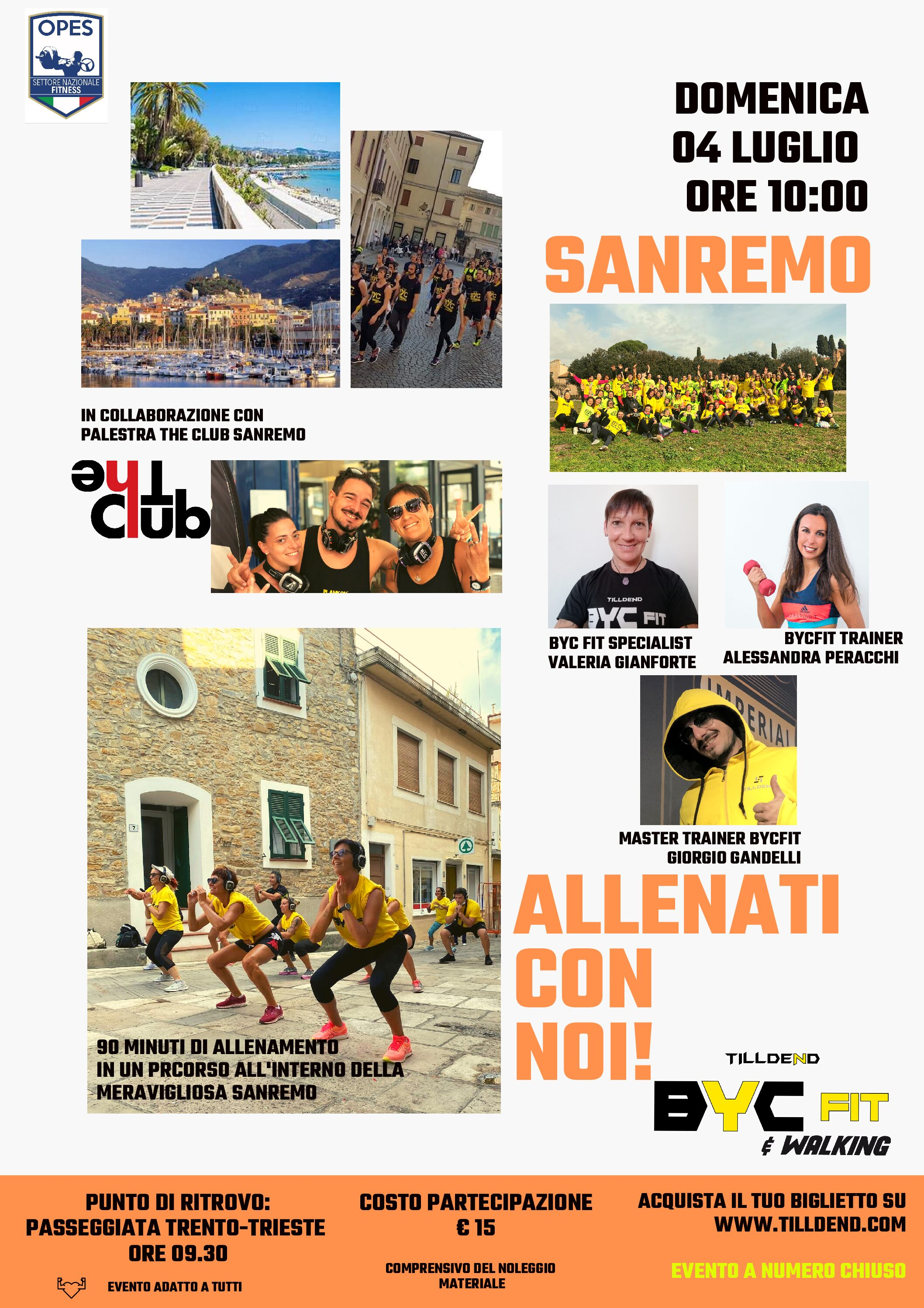 0704 BYC FIT and Walking – Sanremo