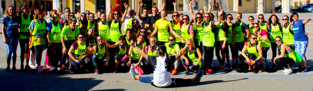 Diventa istruttore Tilldend BYC FIT and walking e Strong and Run