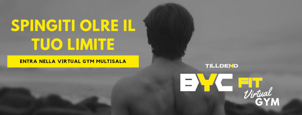 TILLDEND BYC FIT VIRTUAL GYM MULTISALA