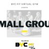 Tilldend BYC FIT Small group allenamento in piccoli gruppi