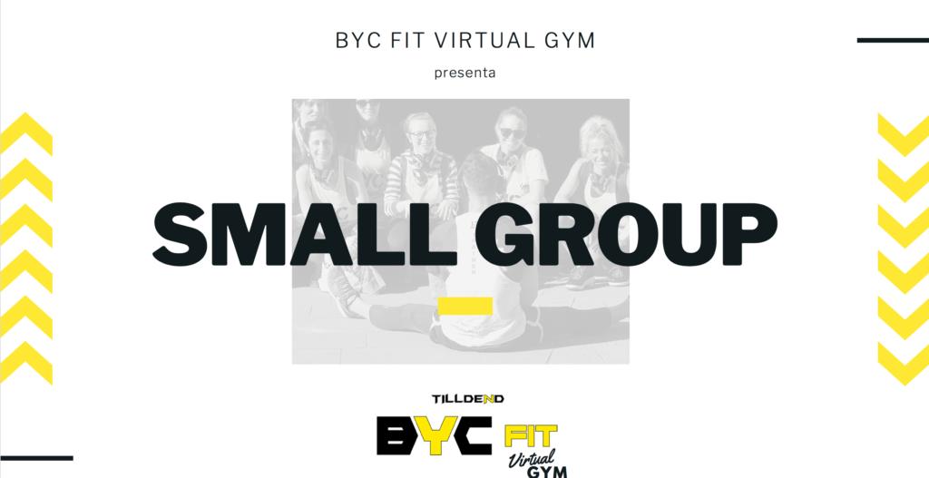 Tilldend BYC FIT Small group allenamento in piccoli gruppi