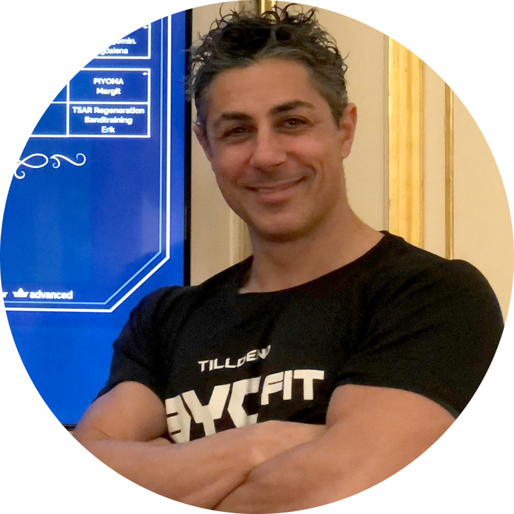 Gianluca Petrai, Master Trainer Fondatore Tilldend BYC FIT, allenamento fitness, allenamento fitness outdoor, indoor, online, workout funzionale